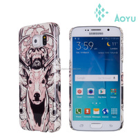 wholesale waterproof fancy custom 3d sublimation cell cheap phone cases for samsung galaxy s6