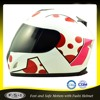 DOT FUSHI full face adult motorcycle helmet with different color
