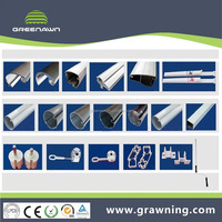 Quality retractable awning hardware/canopy bracket