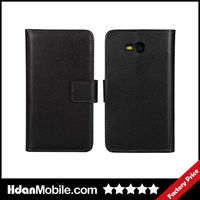 Order Online / Real Leather Wallet Case for Nokia Lumia 820 With Card Pouch