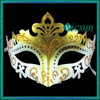 PVC-050 Yiwu Caddy Halloween new design women masquerade cosplay party masks venice, pvc mask