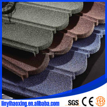 The Colorful Best Quality Architectural Decorative Laminated Fiberglass Asphalt Roof Shingles