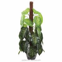 mini artificial bonsai tree for sell artificial green hedge 0066