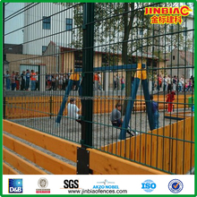 China brand Kinpower competitive price wire mesh ornamental garden fence