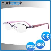 2015 Most Popular New Model Anti Blue Ray Stock Eyeglass Frames