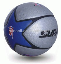Top selling bottom price laminated official cheap basketballs