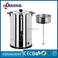 2015 electric stainless steel commercial China tea coffee boilers urns kettle equipments