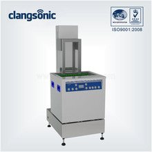 auto parts mechanical professional ultrasonic cleaning machine ultrasonic cleaner with surface spraying function