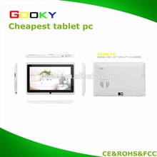 Wholesale Cheap Tablet Hot Sale 1GB/16GB Tablet PC Android 4.4 3G 10 Inch Tablet PC With 1280*800 Screen