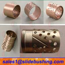 JDB DYB500 Bronze+Graphite Bush series / FB DYB900 Bronze Bushing / FU Sintered Iron and Bronze Bushing