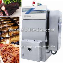 ahumado de pescado de horno de la máquina