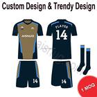2016 personalizado tailândia seleção soccer jersey com Wicking tecido