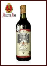 CODRU 1987 red dry collection wine
