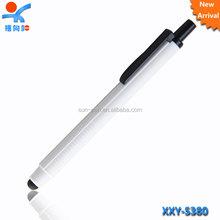 Novelty design new advertising gifts plastic ballpoint pen