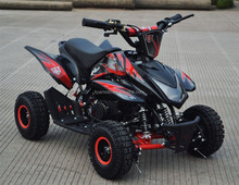 49cc 2 stroke mini atv quad pull start new model 2015