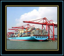 Resonable freight rates for sea freight/marine freight from Hongkong to USA