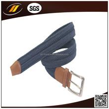 Braided Cotton Knitted Belt Custom Cotton Knitted Belt