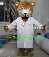 100% feedback positivo buon visual costume orso adulto materiale peluche orso adulto costume medico