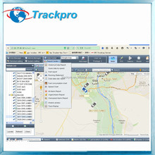 Accept customized gps tracking system for motorbike car bus truck boats