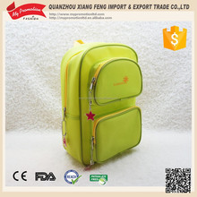 China supply cute kids trolley school bag for kindergarten