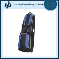 factory supplier wheeled golf travel bag