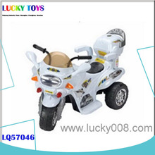 New children electric car EN71 B/O motorcycle wholesale electrical ride on car toys 3 wheel motorcycle