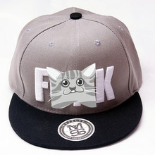 Flat brim custom 3d acrylic letters for snapback hat,custom made snapback hats