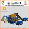 Best selling product in africa QT4-25 full automatic paver block production line/ paving brick machine / concrete blocks machine