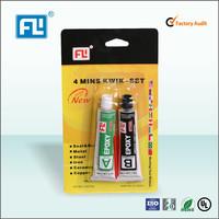 Rapid black Epoxy AB Glue, Epoxy AB adhesive