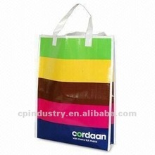 reusable pp woven shopping bag