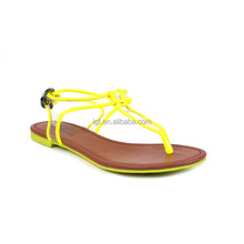 Neues design, mode, sommer frau sandalen schuhe sexy sandale für frauen flip-flops strand sandale