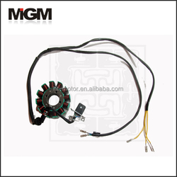 2014 hot selling OEM quality motorcycle parts for fan motor stator winding
