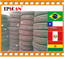 9.00R20 EPSCAN radial neumáticos de camion