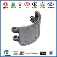 Semi trailer front or back brake assembly or brake shoe lining with kit China manufacturer