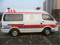 Hot sale ambulance car ambulance manufacturers