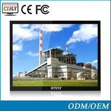 """Best price of 15"""" monitor touch industry machine with DVI input"""