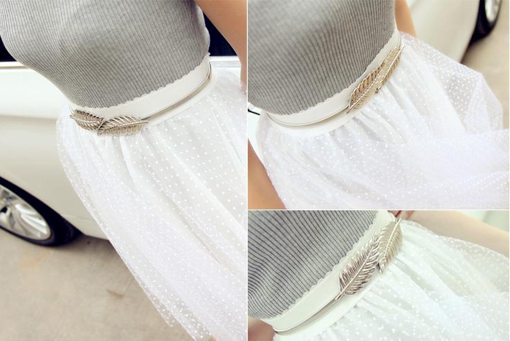 Hot Sales summer metal waist Style Women Belts Vintage Elastic Leaf Design07.jpg