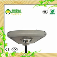 20W bridgelux chip led and high quality monocrystalline silicon import from usa all in one solar street light