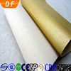 Smooth surface bonded pvc leather belt material