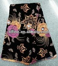 new fashion wholeslae velvet/velvet fabric in india