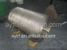 for oversea marketing good quality Ca Cored Wires /Calcium Metal