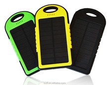 Water/ Shock/ Dust Resistant Dual USB solar power charger