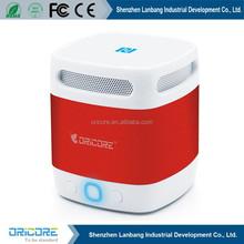 High Quality NFC Auto Paring Mini Wireless Bluetooth Speaker with Bluetooth Version V2.1