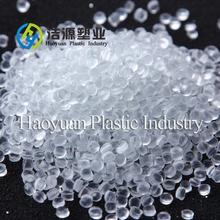 crystal PVC plastic raw materials soft virgin pvc granules for shoes