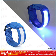Sound Sensor LED light up Wristband bracelets