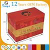 Fancy decorative paper storage boxes with lids design
