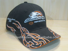 car racing caps embroidered