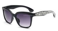UV400 brown PC shine sunglasses touring sunglasses sunglasses hut