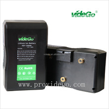 videGo 230Wh pro video Anton Bauer A-lock digital video battery