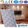 matte and silver commercial decoration 3D wall panel